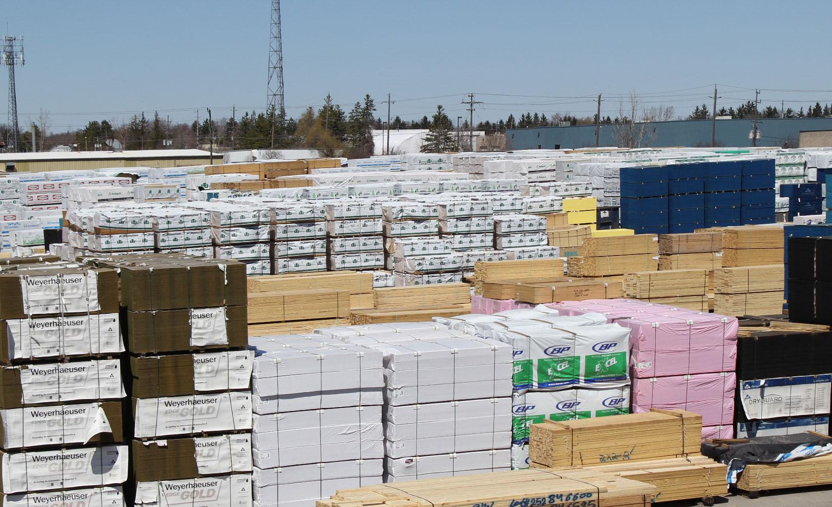 Lumber from Burlington - Tamarack Lumber Inc